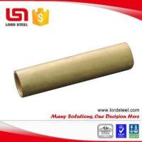 High quality ASTM B111 C68700 seamless copper pipe