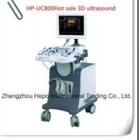 China Best price trolley 3D ultrasound color doppler on sale