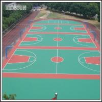 China The Discount Rubber Outdoor Workout Exercise Flooring on sale