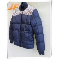 China New Leopard print cotton down jacket coat.JF6826 on sale