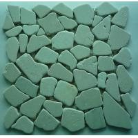 China Cheap Prices Marble Stone Mosaic Floor Tile For Flooring on sale