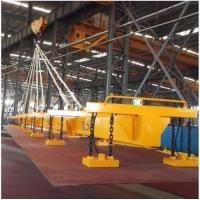 Buy cheap Large Power Electromagnet Lifting Steel Plate Electric Lifting Magnet from wholesalers