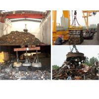 Buy cheap Scrap Yard Steel Scrap Lifting Magnet for Pig Iron from wholesalers