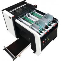 China High Quality Gift Box Grooving Machine for Cutting V Groove on sale