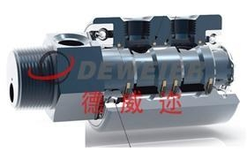 Quality Pipe swivel joint DRL-Hydraulic rotary joint for sale