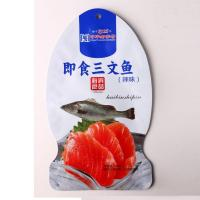 Flexible Irregular Shape Foods Package Bag