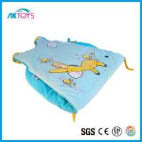 China Baby Sleeping Bag Winter That Is Warm, Pattern Free, Baby Bunting for Safety in Canada Market wholesale