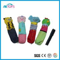 China Soft Plush Pencil Bag Case with Fashion Design and Cheap Price for Promotion wholesale