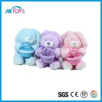 China Easter Rabbit Plush Toy Hot for Wholesale, Soft Toy and Stuffed Toy for Easter Day wholesale