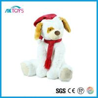 China Plush Toys Christmas Dog Gift for Hot Sell with Soft Material wholesale
