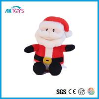 China Good Selling,Christmas Gift,children Most Liked Plush Santa Claus Doll Stuffed Toy wholesale