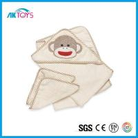China 100% Cotton Baby Towels And Washcloths Soft And Comfortable For Baby wholesale