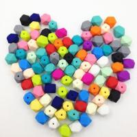 China Food Grade Silicone Teething Beads Bulk Manufacturer wholesale