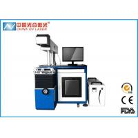 China Date Code CO2 Laser Marking Machine for HS Code of Leather Shoe wholesale