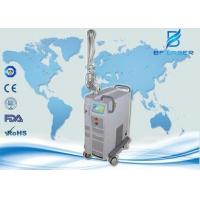 RF Fractional Co2 Laser For Stretch Marks Removal , Face Wrinkle Remover Machine