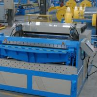 China Semi Duct Manufacture Line on sale