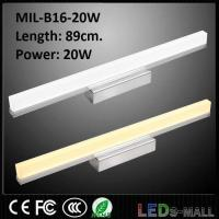 China LED Spotlight 89cm 20W Stainless steel LED Mirror Fount lamp MIL-B16-20W wholesale