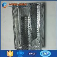 China Hot sales bbq pellet tube smoker 12 inch stainless steel perforated tube wholesale
