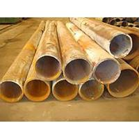 Special steel pipe for paper making machinery