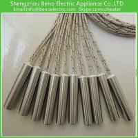 China Liquid and Metal Stainless Steel Heating Element Parts Cartridge Heaters wholesale