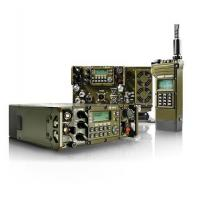 Multiband, multimode, multirole radio family for tactical communications