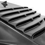 China Custom plastic auto rear window louvers China manufacturer on sale