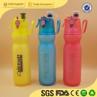 China Superior Quality Eco Gym Sport Mineral Spray Water Bottles wholesale