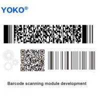 China Barcode scanning module deve on sale