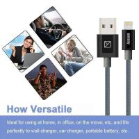 Buy cheap Aonsen iPhone Cable, 3Pack from wholesalers