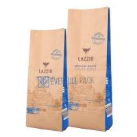 Buy cheap Kraft Paper Side Gusset Pouch from wholesalers