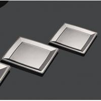 China 6inch Square Plastic Silver Plate Item No.: ZJ-106S wholesale