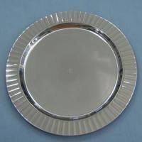 China 10inch Plastic Silver Plate Item No.: ZJ-310S wholesale
