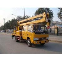 China Dongfeng used bucket trucks for sale by owner wholesale