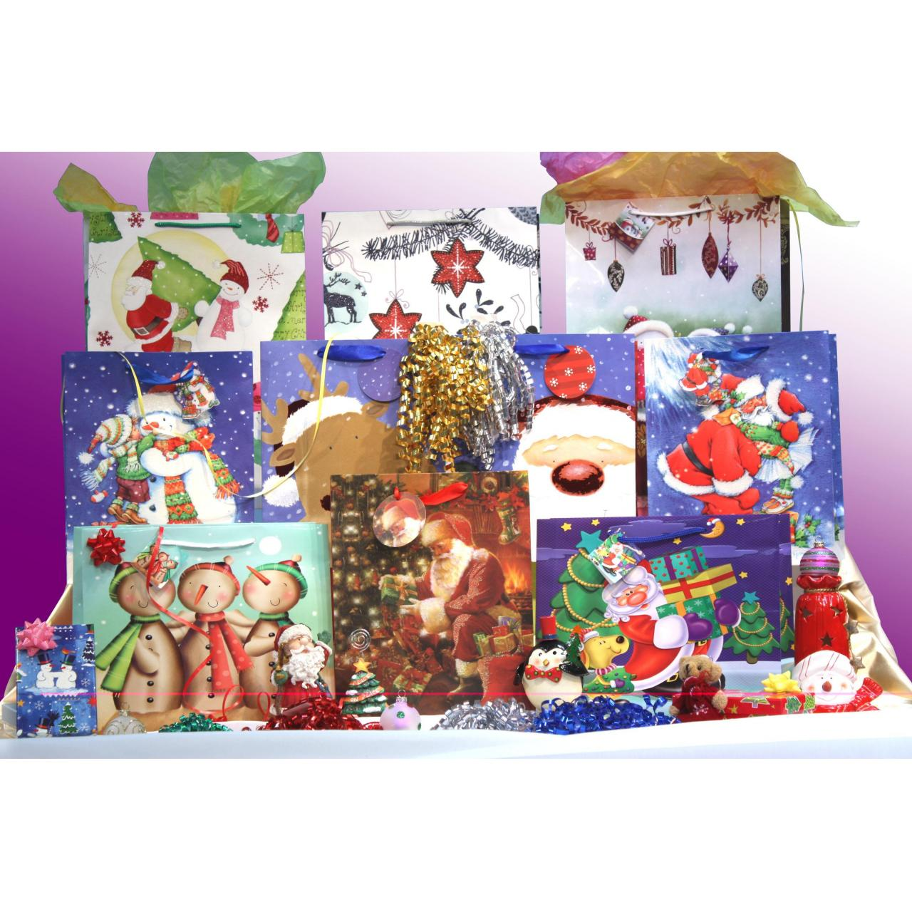 Buy cheap Christmas Gift Bag X'Mas Bag from wholesalers