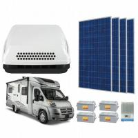 Buy cheap 12000BTU DC48V Battery Powered Air Conditioner for Camping and Camper Air Conditioner from wholesalers