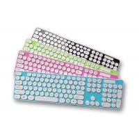 China 2.4 Ghz Wireless Keyboard And Mouse Combo For Windows 2000 / XP / VISTA / 7 / 8 on sale