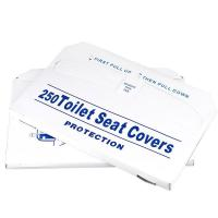 China Shenjieli Water-soluble Disposable Toilet Seat Cover Cushion Tissue 250 sheets wholesale
