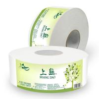China Shang Dao High-quality Embossed Jumbo-roll Paper 3-ply 700g/roll wholesale