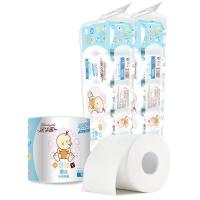 Buy cheap Shenjieli Baby Dedicated Soft Toilet Roll 3-ply 150g/roll 12/pack from wholesalers