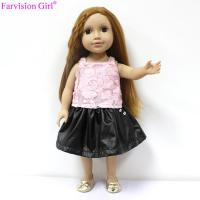 China 18 Inch Fannie Girl Doll Product Model LD74 wholesale