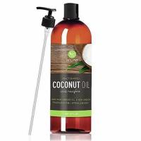 China Fractionated Coconut Oil Carrier Oil, Liquid 16 Oz on sale