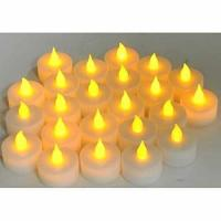 China Instapark LCL Series Battery-powered Flameless LED Tealight Candles, Pack of 24 wholesale