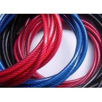 China Steel wire rope Plastic bag (plastic) wire rope wholesale