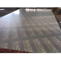Buy cheap Outdoor WBP Film Faced Laminated Plywood Sheets from wholesalers