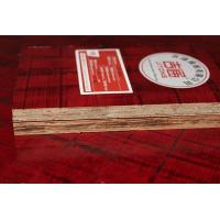 Buy cheap 12mm Bamboo Veneer Plyboard Coated Plywood Paneling from wholesalers