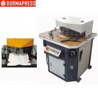 China 30 to 140 Degree Variable Angle Corner Notching Machine on sale