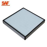 China Mini Pleat HEPA Filter for Clean Room on sale