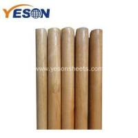 China varnished broom stick,wooden handle low price sell wholesale