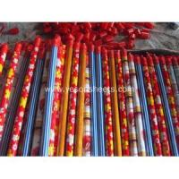 China Painting Broom Stick/Best Selling Painting Broom Stick wholesale