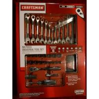China Craftsman 56 Piece Universal Tool Set Wrench and Sockets, Drivers wholesale